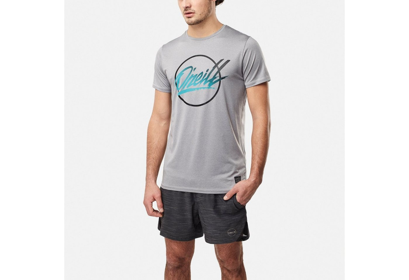 O´Neill T-Shirt »Re-issue hybrid«