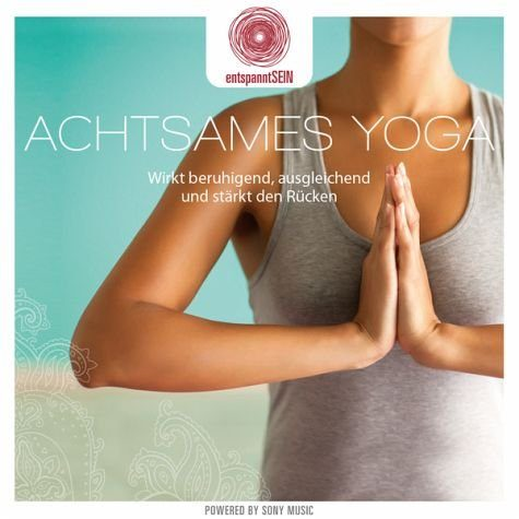 Audio CD »Davy Jones: Entspanntsein-Achtsames Yoga...«