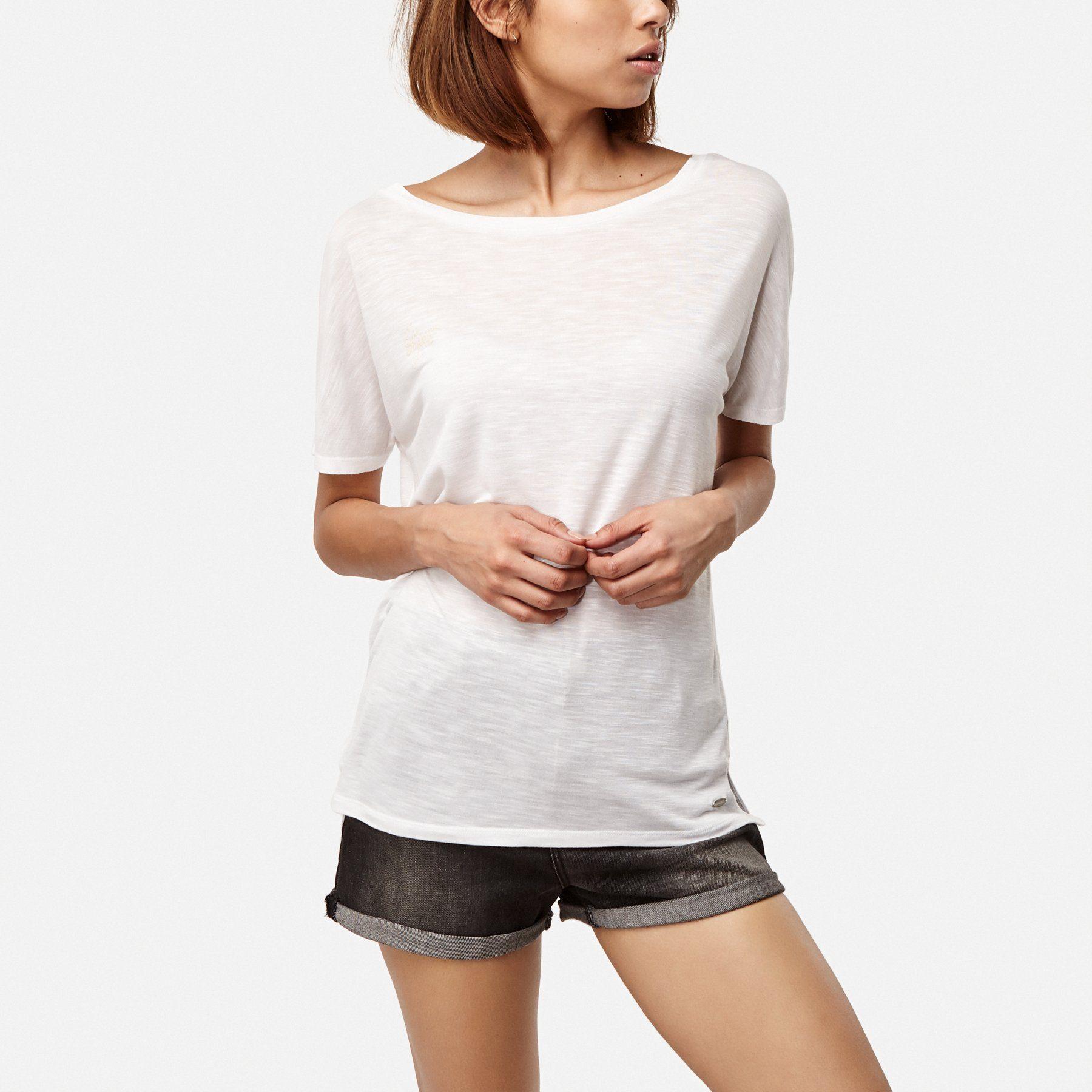O'Neill T-Shirt »Essentials drapey«