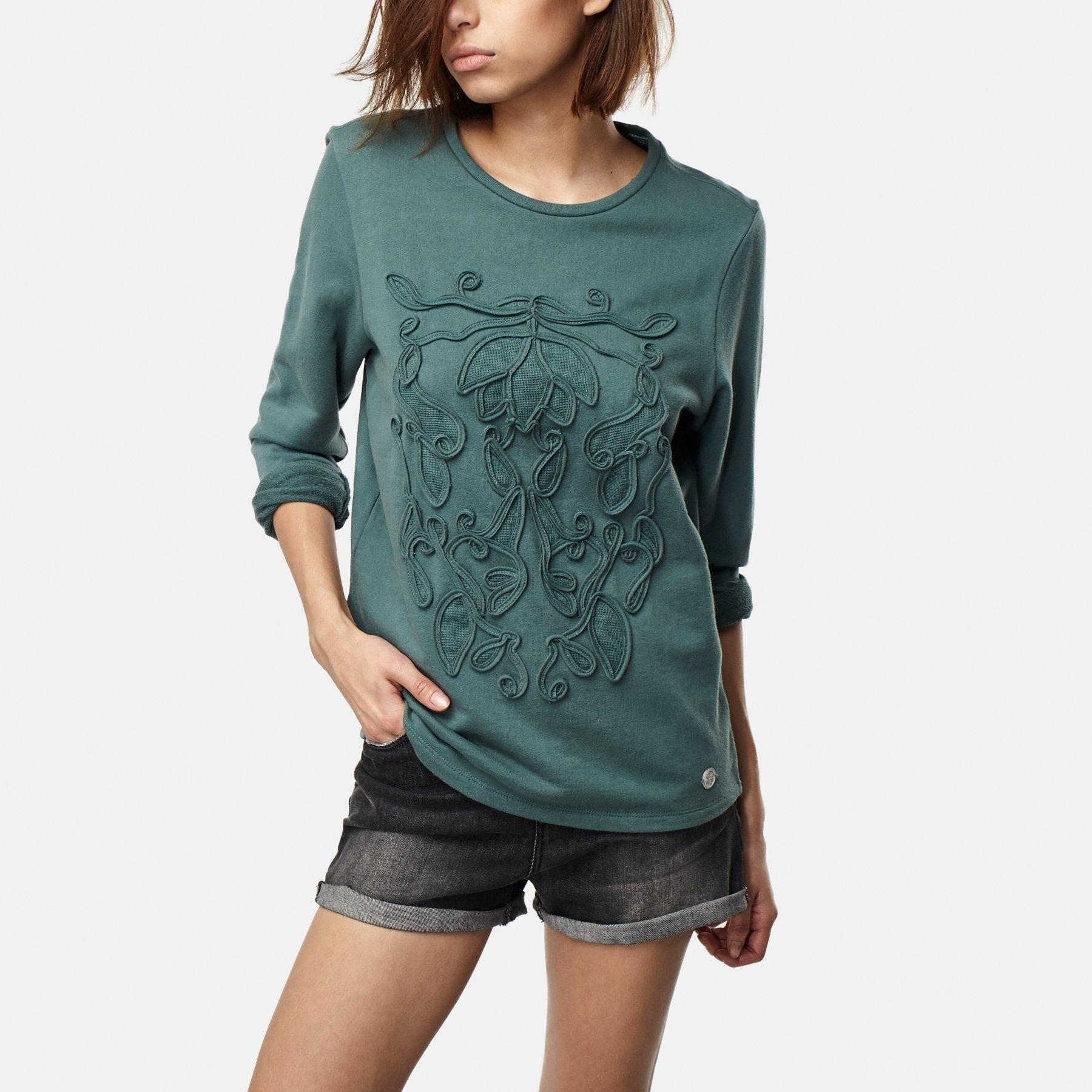 O'Neill Sweater »Lace detail«