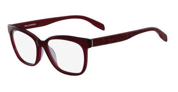 KARL LAGERFELD Damen Brille »KL943«