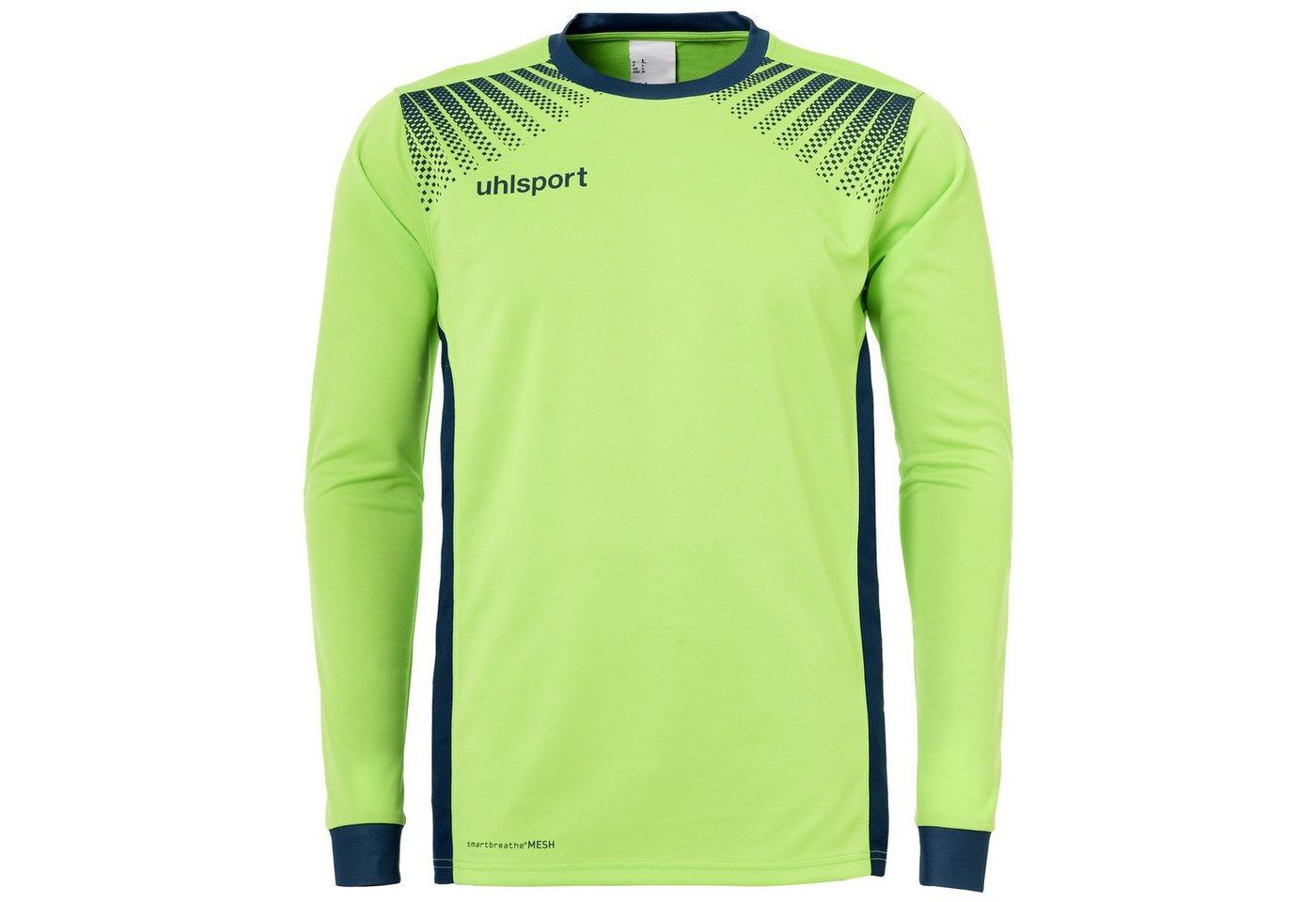 Uhlsport Goal Torwartshirt Langarm Herren | Sportbekleidung > Sportshirts > T-Shirts | Grün | Polyester | Uhlsport