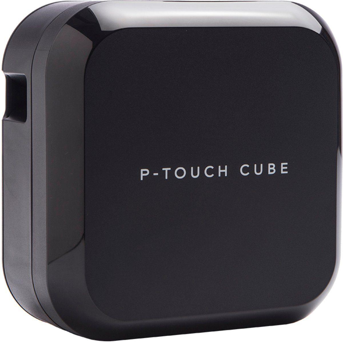 Brother Beschriftungsgerät »P-touch P710BT Cube Plus Bluetooth«