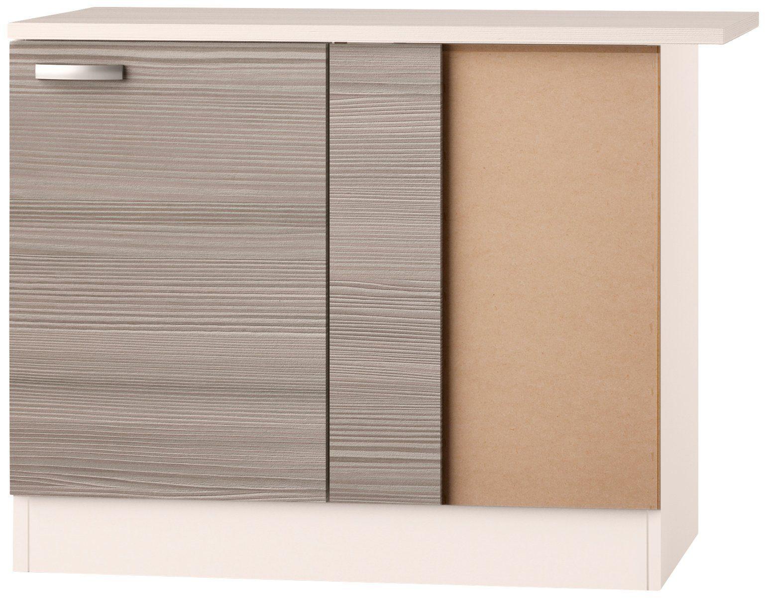 Optifit Eckunterschrank »Vigo«, Breite 110 cm