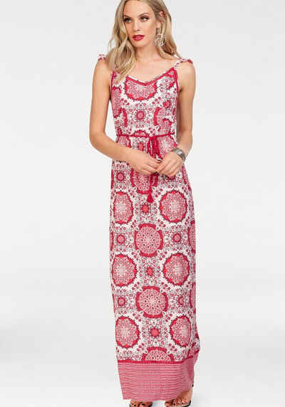 Maxikleid in rot online kaufen   OTTO 18ca4a9088