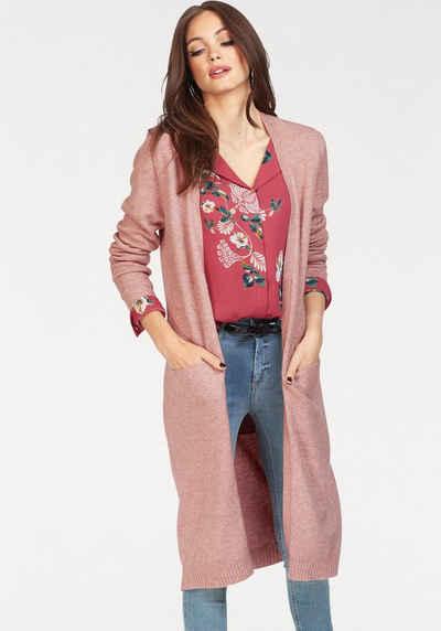 Strickjacke in rosa   pink online kaufen   OTTO f7845b98f2