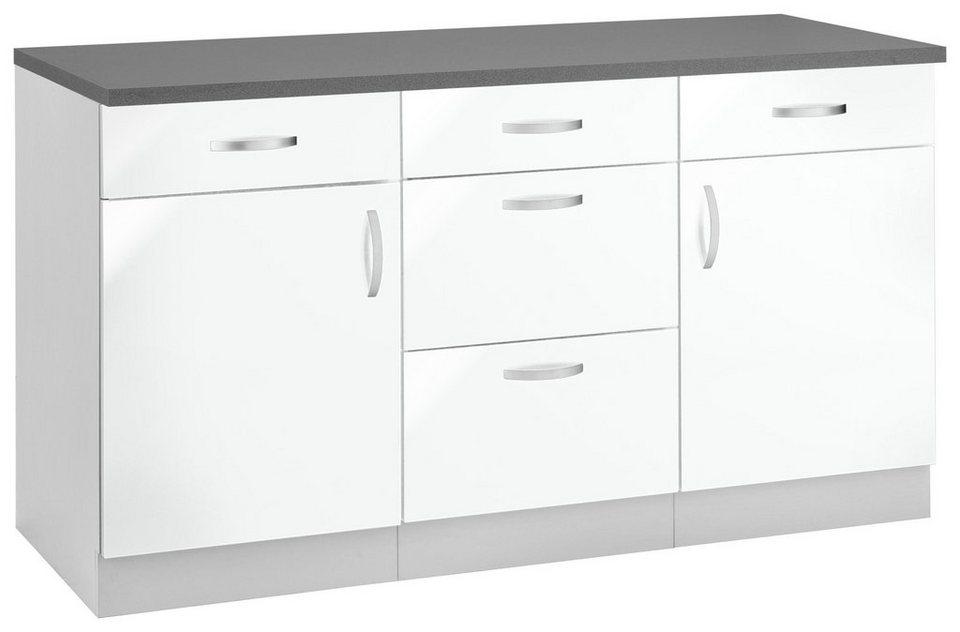 wiho Küchen Unterschrank »Amrum« 10 cm breit  OTTO