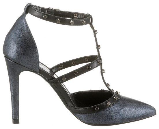 pumps Metalliclook Tamaris High heel »ivonne« In Pww7T40q