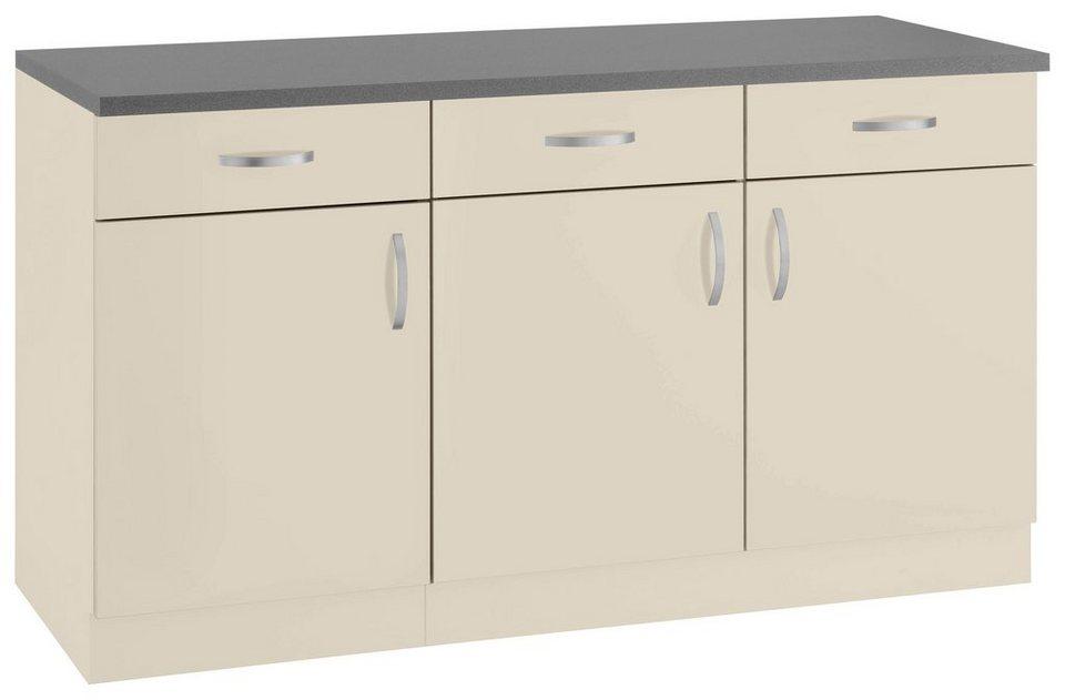 wiho Küchen Unterschrank »Amrum« Breite 150 cm | OTTO