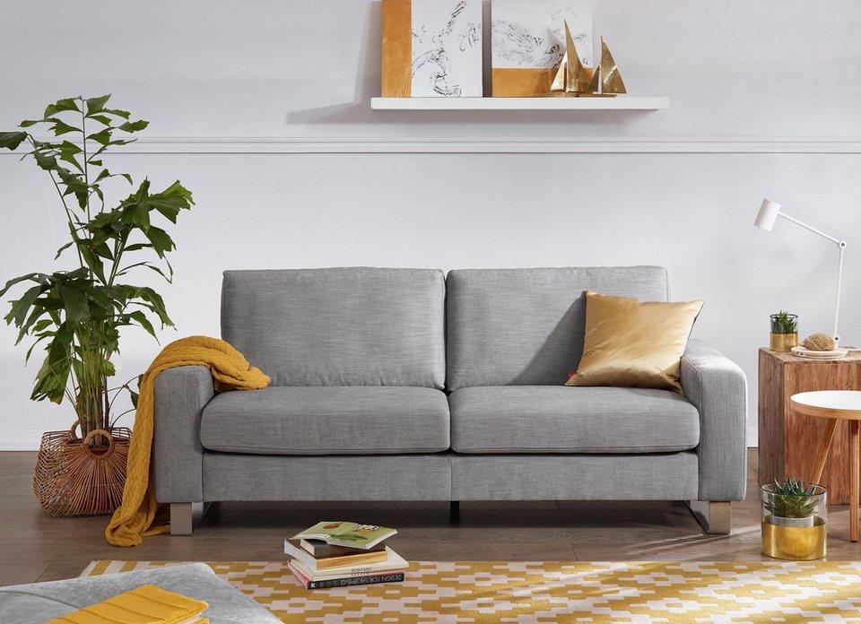 Ewald Schillig 2 Sitzer Sofa L Conceptplus Mit Eleganten