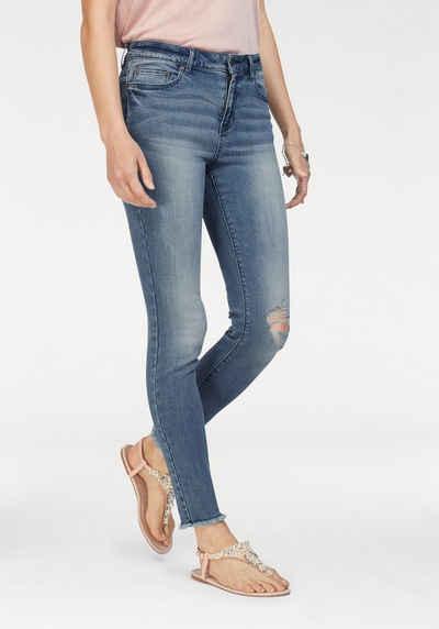 Only Skinny-fit-Jeans »PEARL« mit Destroyed Effekten a5b8070fc9