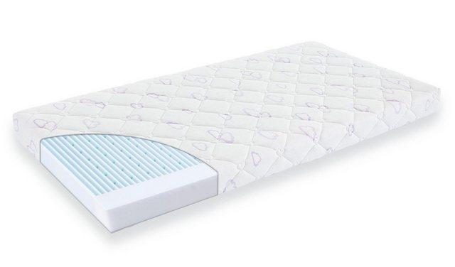 Matratzen und Lattenroste - Kindermatratze »Schneeflocke«, Träumeland, 11 cm hoch  - Onlineshop OTTO