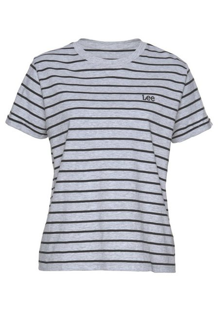 Lee® T-Shirt in relaxter Kastenform