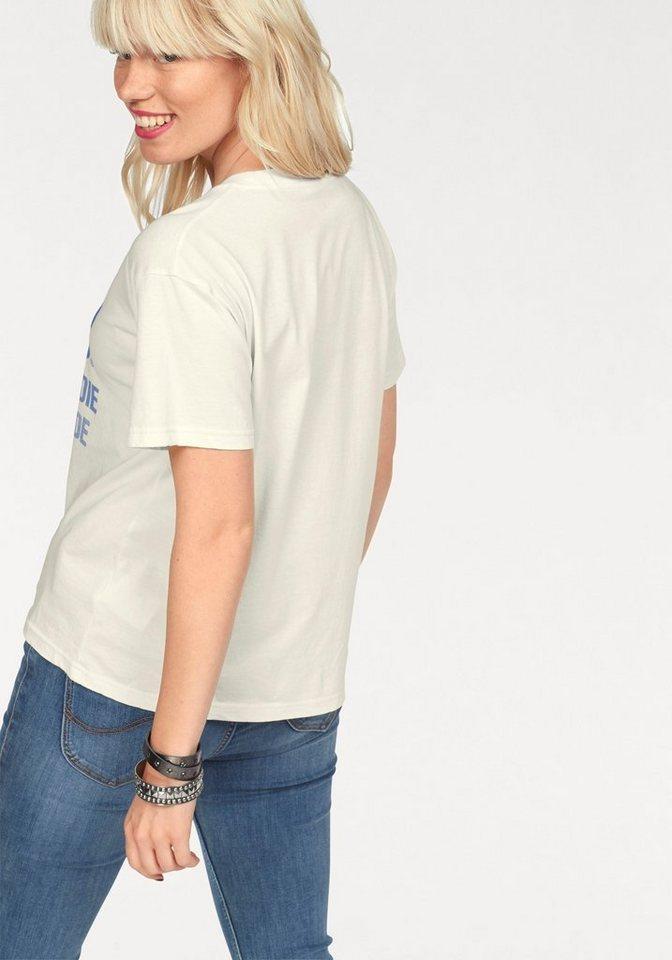 Lee® T-Shirt mit coolem Frontprint