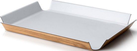 Continenta Tablett, Holzpapier, (1-tlg)
