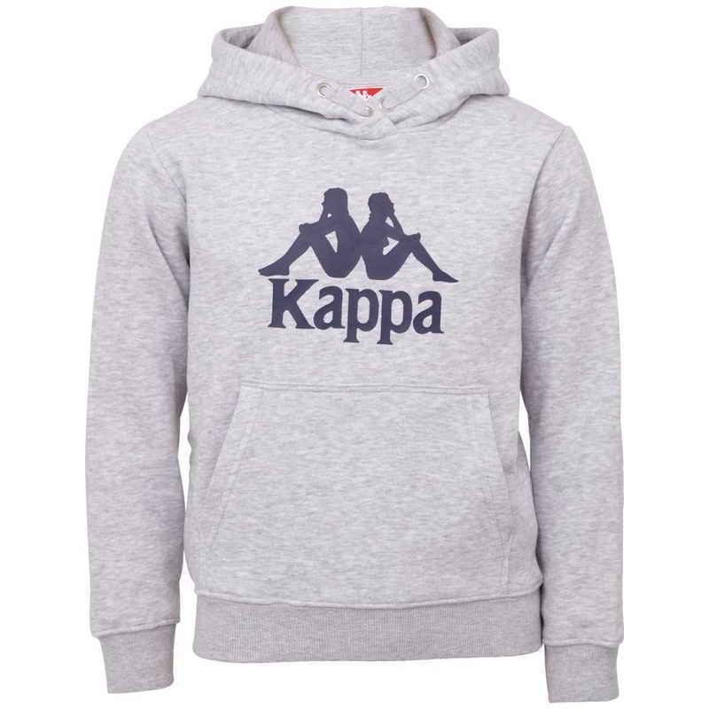 Kappa Kapuzensweatshirt »AUTHENTIC TAINO KIDS« mit plakativem Logoprint