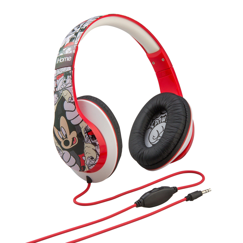 eKids Over-Ear Kopfhörer für Kinder im Mickey Mouse Design »Di-M40MY«