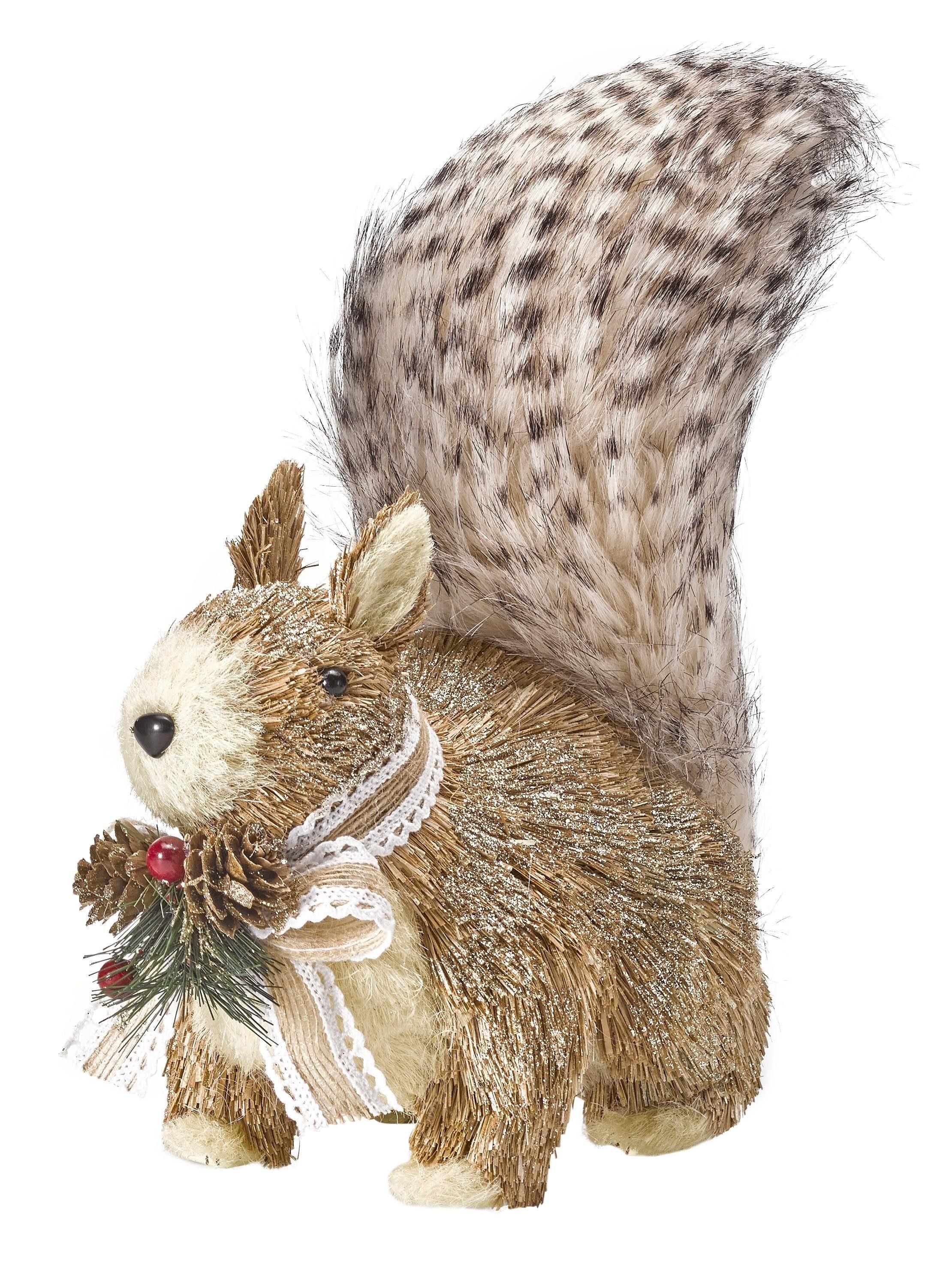 heine home Deko-Eichhörnchen Herbst