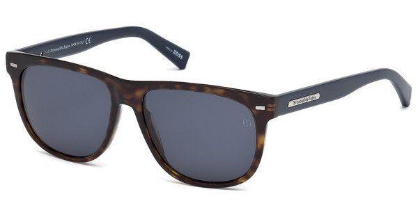 Ermenegildo Zegna Herren Sonnenbrille »EZ0034«