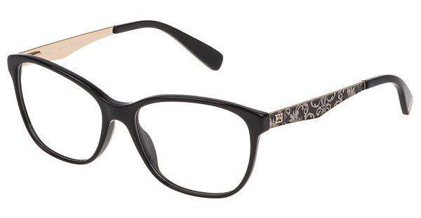 ESCADA Escada Brille » VES430«, schwarz, 0700 - schwarz