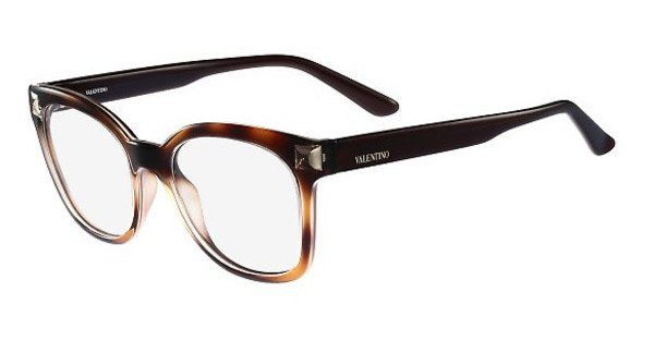 Valentino Damen Brille » V2698«, braun, 214 - braun