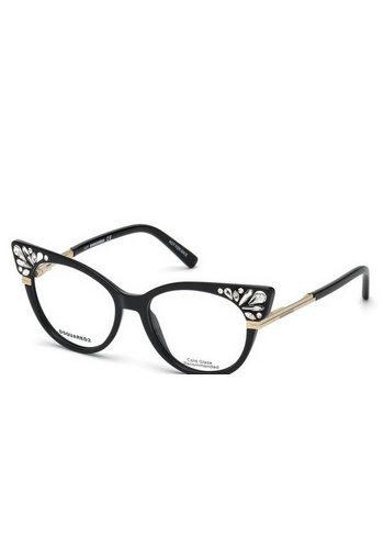 Damen Dsquared2 Damen Brille DQ5256  | 00664689940998