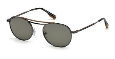 Ermenegildo Zegna Herren Sonnenbrille »EZ0104«