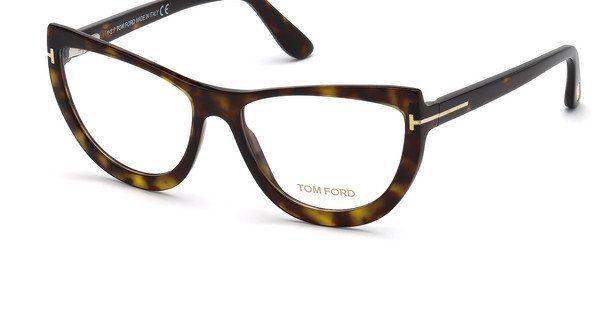 Tom Ford Damen Brille » FT5519«, braun, 052 - braun