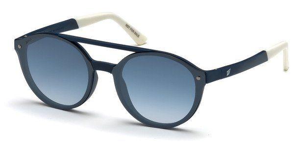 Web Eyewear Sonnenbrille » WE0184«, schwarz, 02C - schwarz/grau