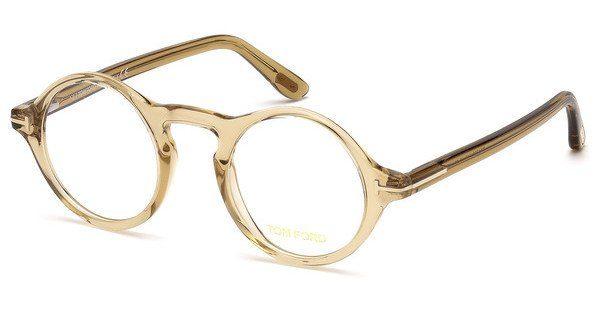 Tom Ford Brille » FT5526«, braun, 045 - braun