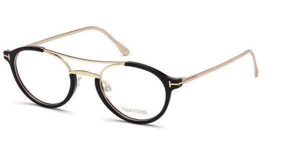 näher an am beliebtesten toller Wert Tom Ford Brille »FT5515«, Ovalförmige Vollrandbrille online kaufen   OTTO
