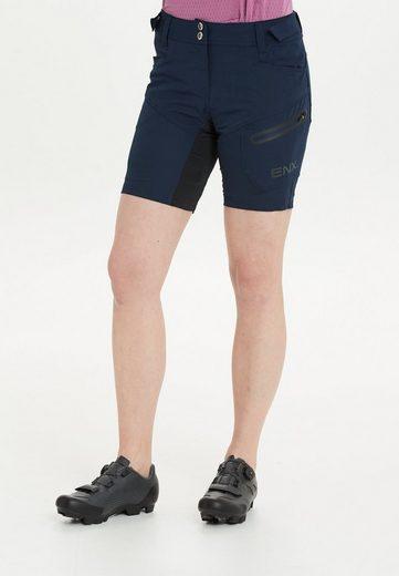 ENDURANCE Radhose »Jamilla W 2 in 1 Shorts« mit herausnehmbarer Innen-Tights
