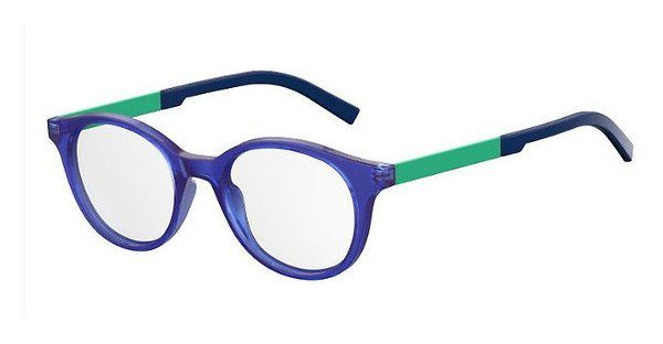 Seventh Street Brille » S 264«, blau, 42R - blau