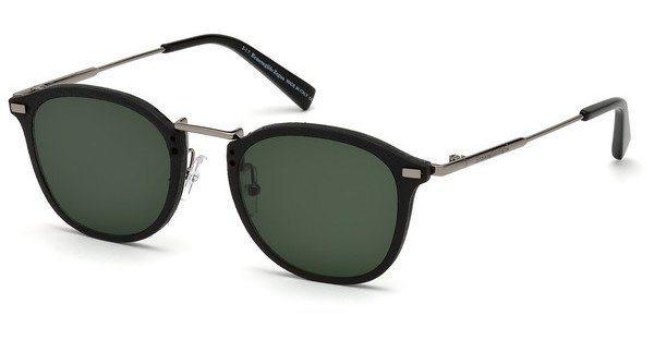 Ermenegildo Zegna Herren Sonnenbrille »EZ0097«