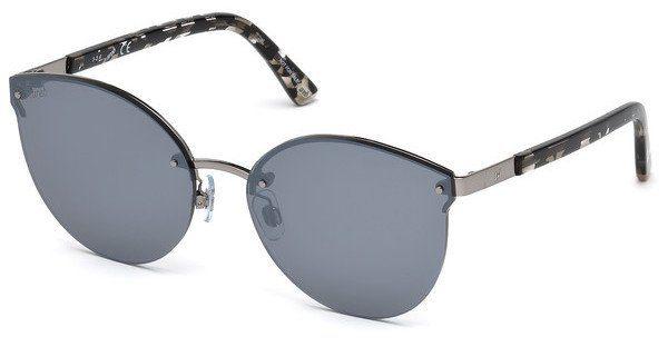 Web Eyewear Damen Sonnenbrille » WE0197«, grau, 008 - grau/grau