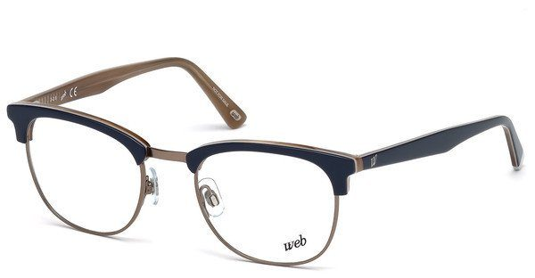 Web Eyewear Brille » WE5209«, braun, 049 - braun