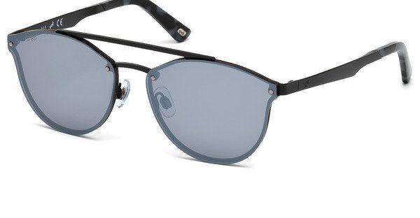 Web Eyewear Sonnenbrille » WE0182«, schwarz, 02C - schwarz/grau
