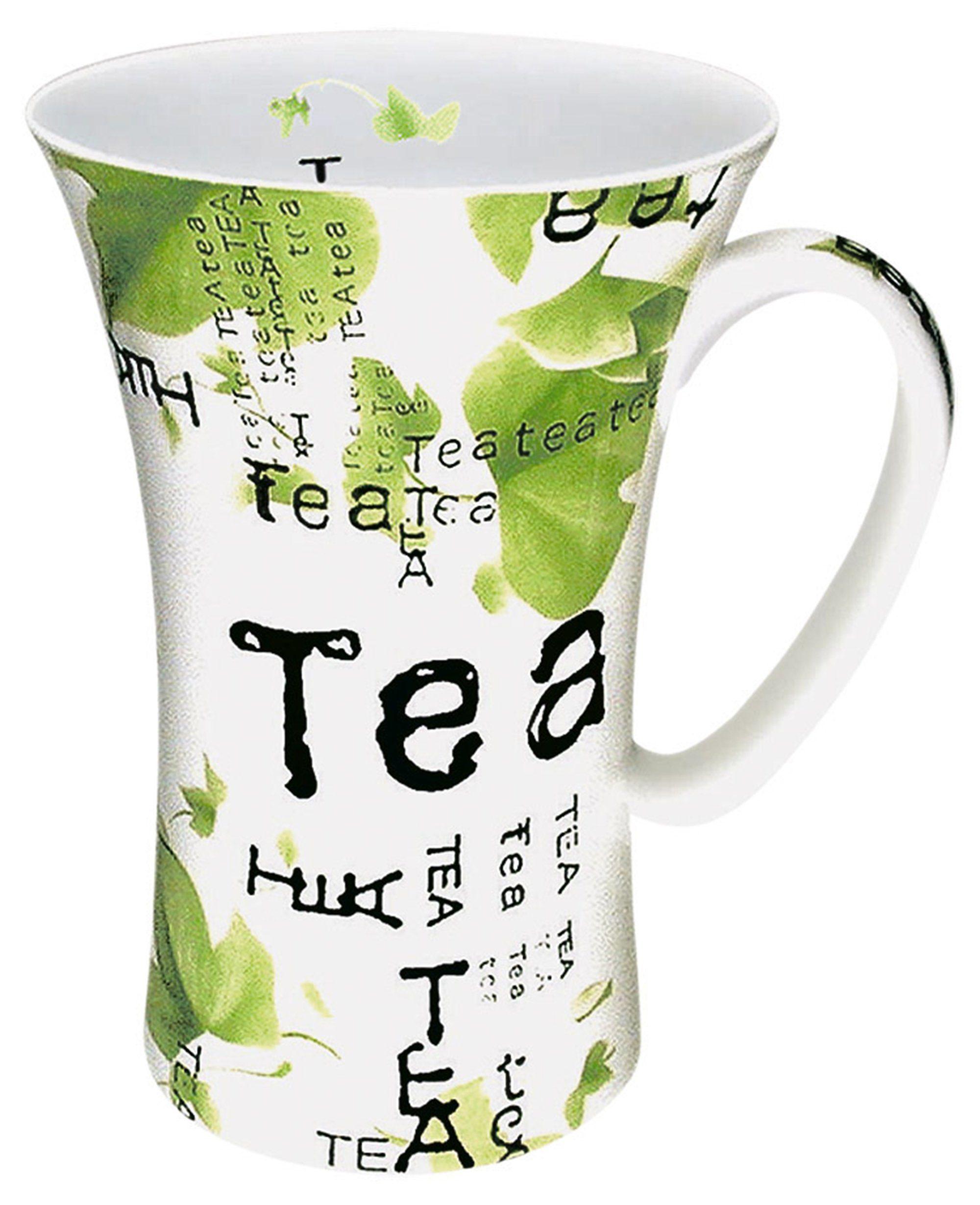 Könitz Mega Mug »Tea Collage«