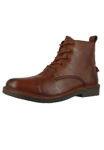 Levi's® »228755-710-27 Track Medium Brown« Stiefelette