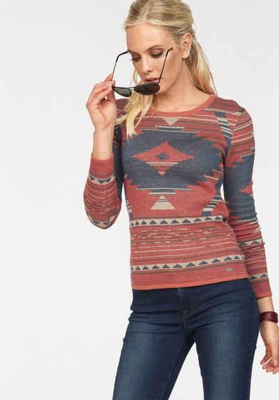 Orange Pullover online kaufen   OTTO 721d491cde