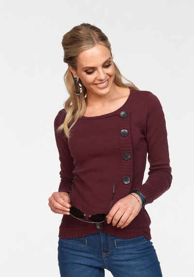 outlet store 928ed f79b3 Pullover in rot online kaufen   OTTO