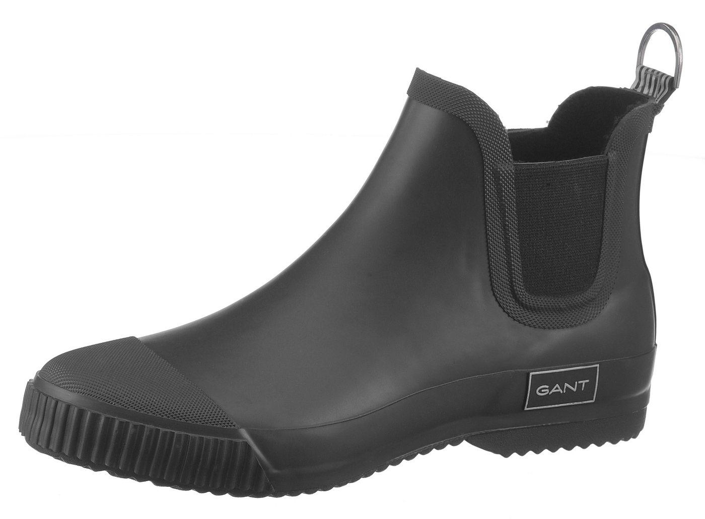 Gant Footwear »Mandy« Gummistiefel in toller Farbpalette | Schuhe > Gummistiefel | Schwarz | Gant Footwear