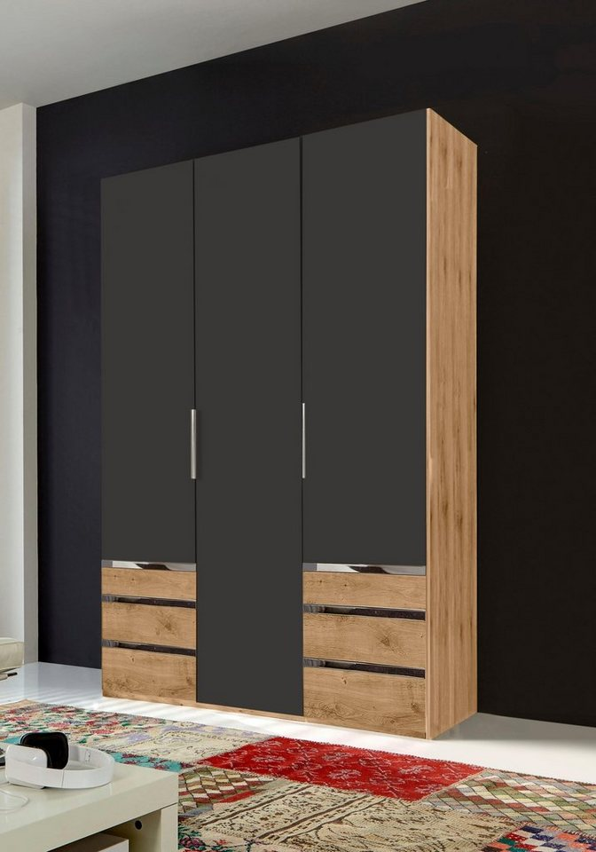 fresh to go kleiderschrank level online kaufen otto. Black Bedroom Furniture Sets. Home Design Ideas