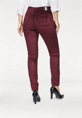 MAC Узкие джинсы »Slim Doubloe Zip V...