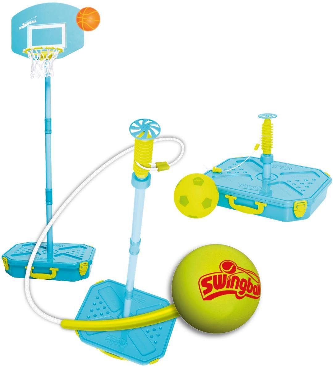 Beluga Outdoorspielzeug, »3 in 1 Swingball«