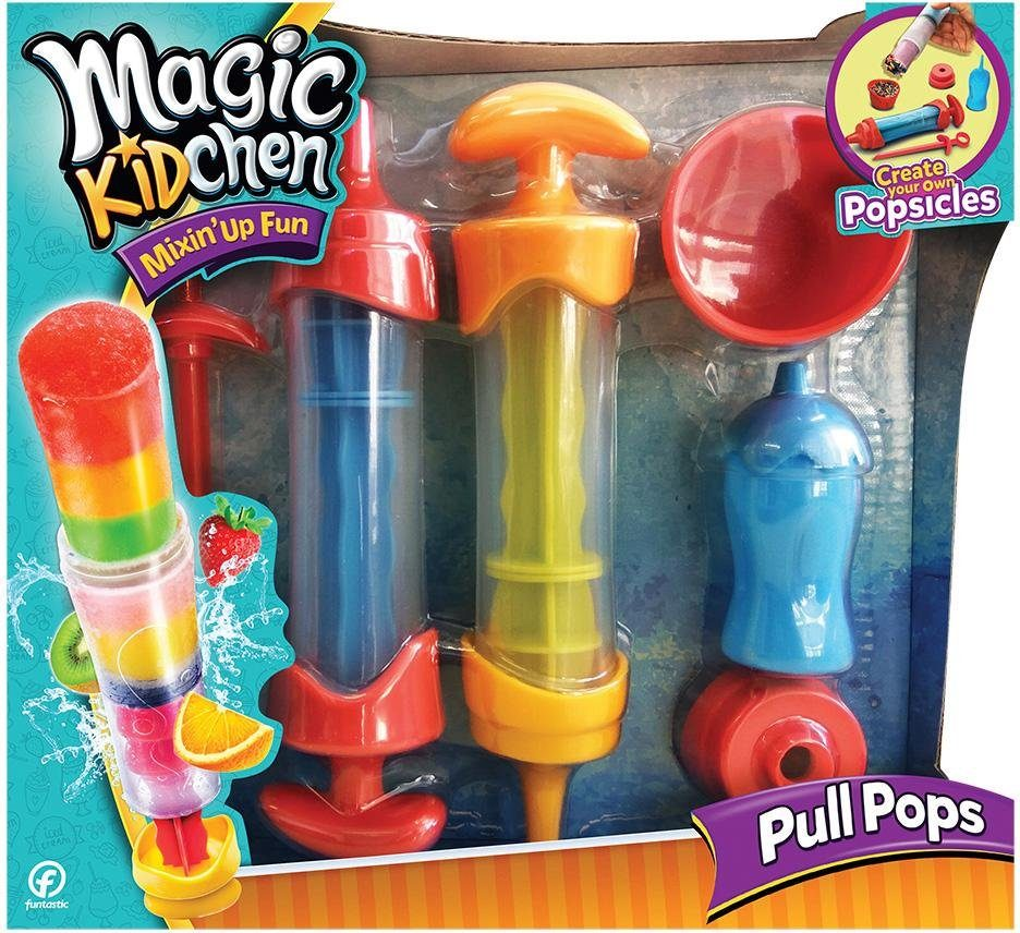 Beluga Eis-Set, »Magic Kidchen Pull Pops Deluxe«