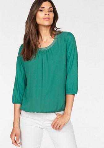 FRANK WALDER Блузка-рубашка