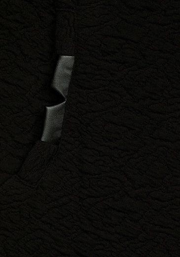 d Erhabenem Walder Jerseykleid 3 jersey Jersey Aus Frank TCqnY