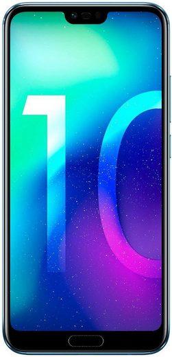 Honor 10 Smartphone (14,8 cm/5,8 Zoll, 64 GB Speicherplatz, 24 MP Kamera)