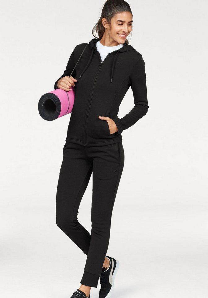 puma jogginganzug classic sweat suit set 2 tlg online. Black Bedroom Furniture Sets. Home Design Ideas